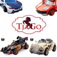Электромобили TjaGo