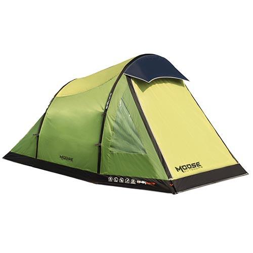Палатка с надувным каркасом MOOSE 2-х местная