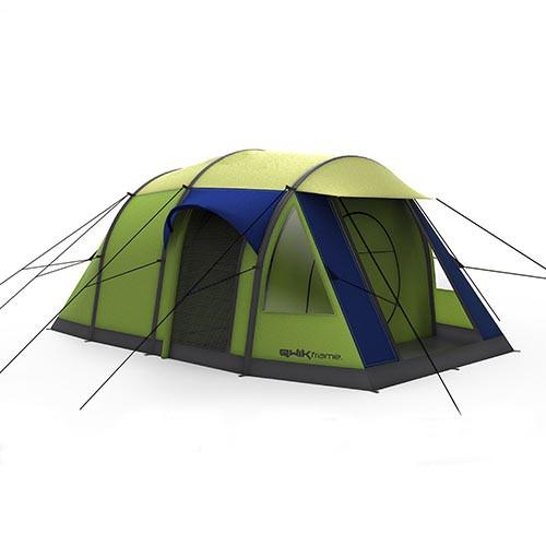 Палатка с надувным каркасом MOOSE 5-х местная арт 2050