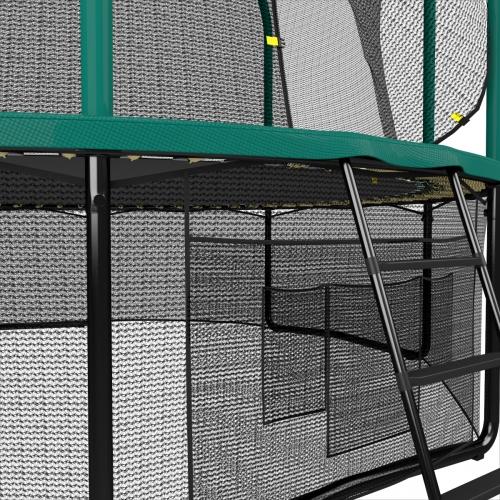 Батут UNIX line 10 ft SUPREME Green