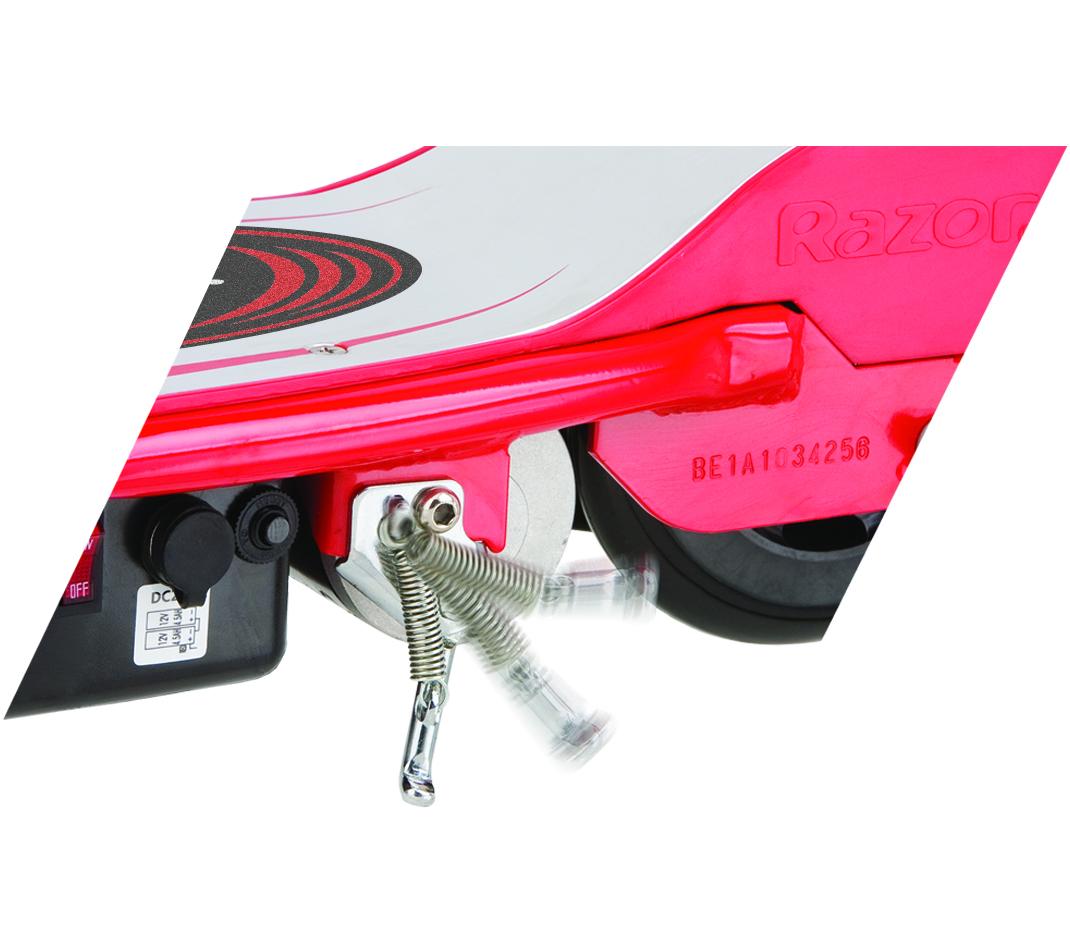 Электросамокат для детей Razor E100 Красный