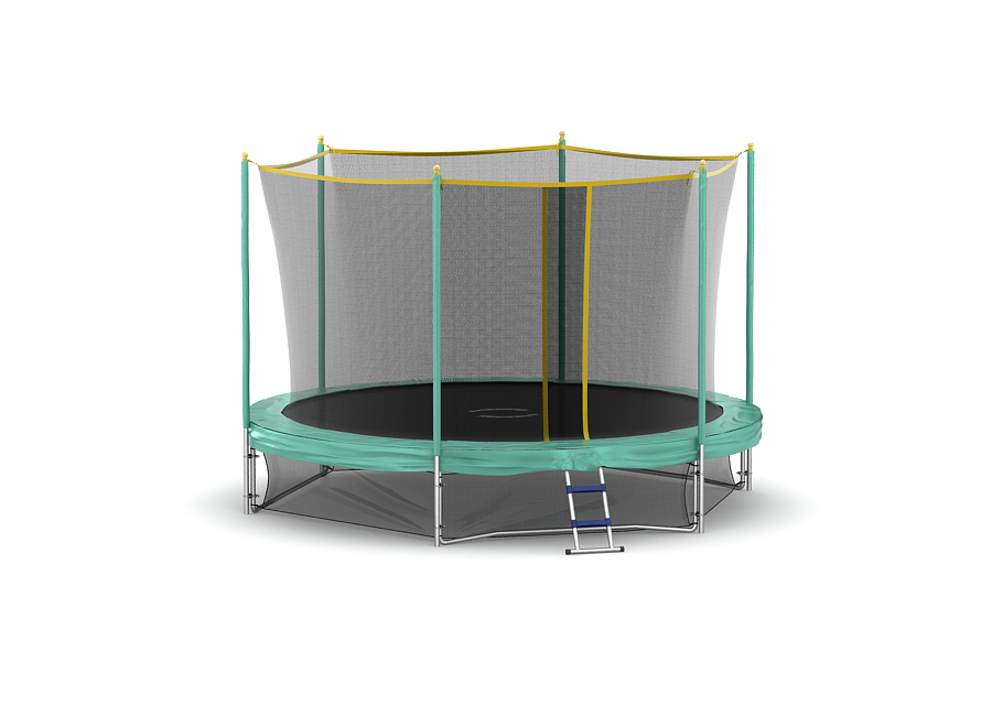 Каркасный батут с сеткой Hasttings 10 ft 3,04 м