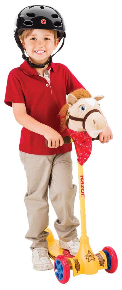 Самокат и игрушка для детей (2 в 1) Razor Kuties Cowboy