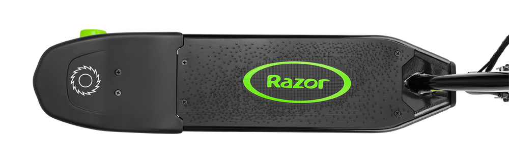 Электросамокат Razor Power Core E90 Зелёный