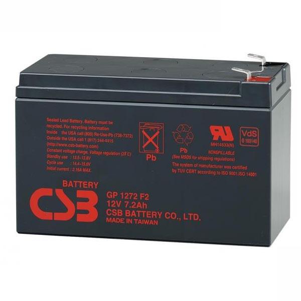Аккумулятор 12v 7ah GS