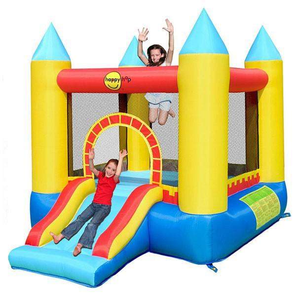 Детский надувной батут Замок 9314