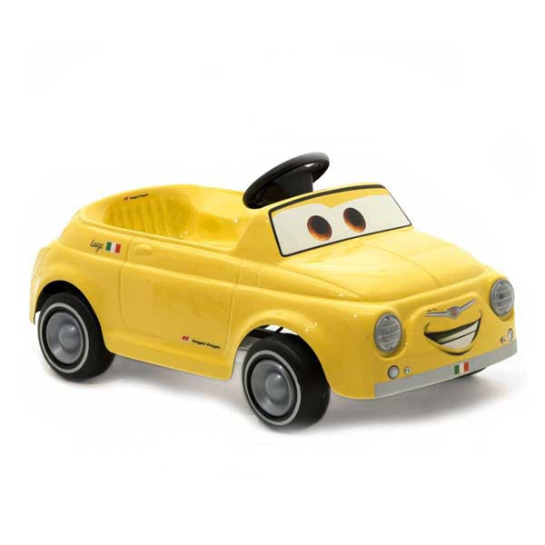 Детская педальная машина Toys Toys Disney Cars 2 Luigi
