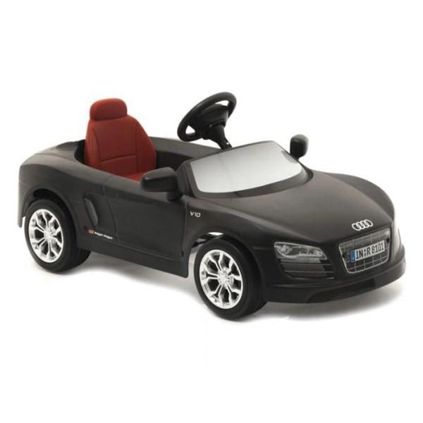 Детская педальная машина Toys Toys B AUDI R8 SPYDER Black