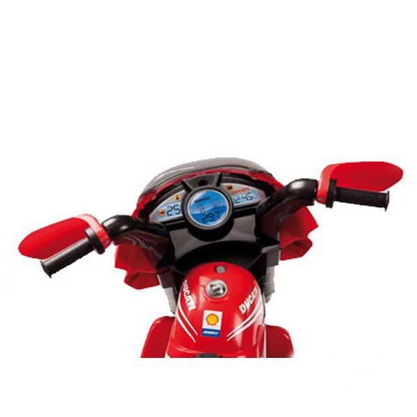 Детский электромобиль Desmosedici
