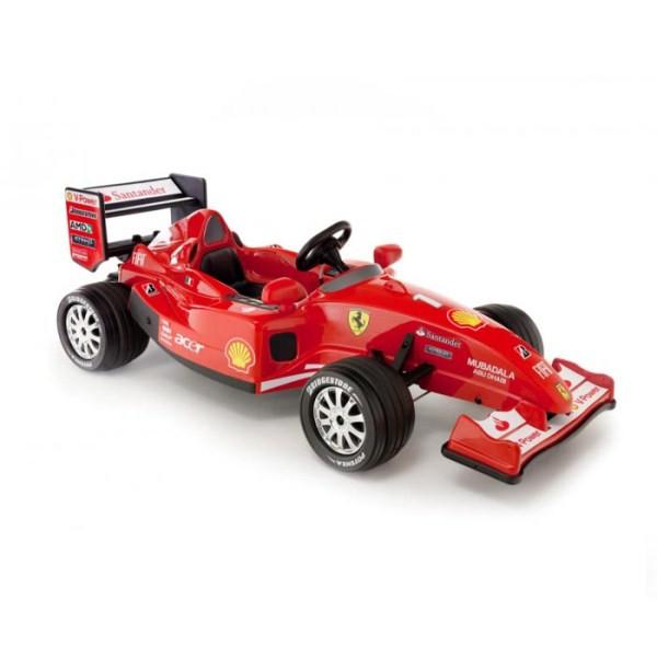 Детский электромобиль Toys Toys Ferrari F1