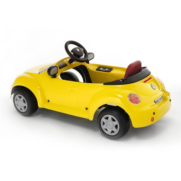 Детский электромобиль Toys Toys Volkswagen New Beetle