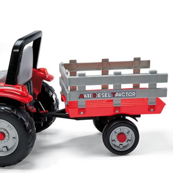 Детский педальный трактор Peg Perego Maxi Diesel Tractor
