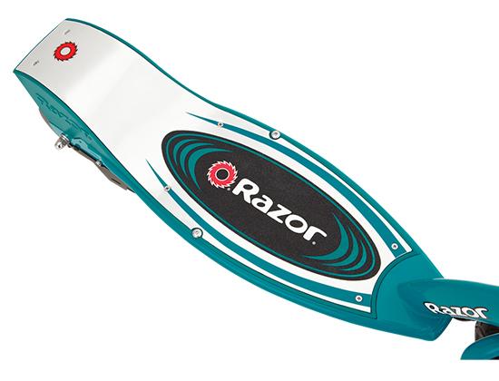 Электросамокат для подростков Razor E200 Бирюзовый