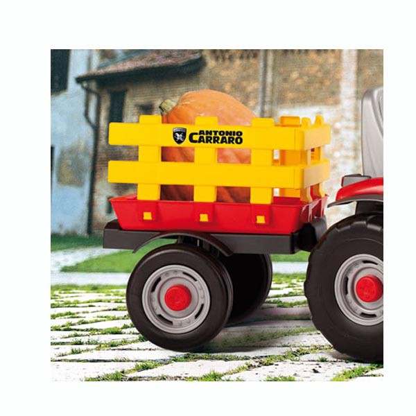 Детский педальный трактор Peg Perego Mini Tony Tigre