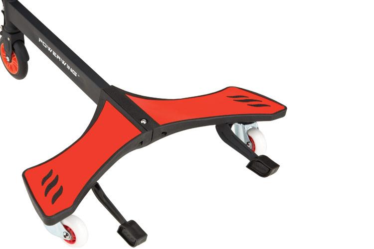 Самокат-бабочка тридер Razor Powerwing Черный