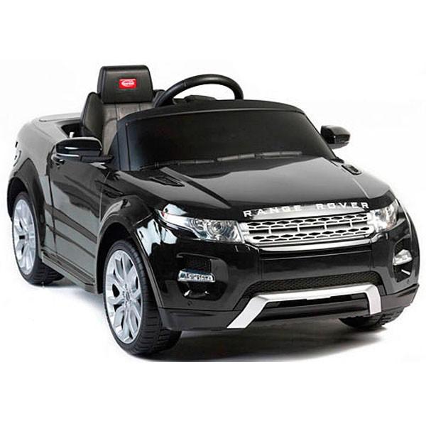 Детский электромобиль на радиоуправлении Rastar Range Rover Evoque