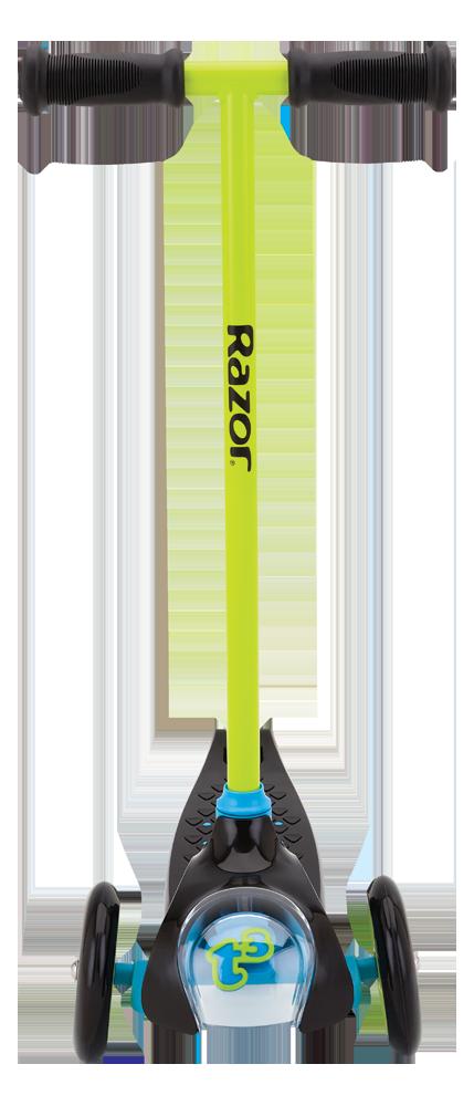 Трёхколёсный самокат Razor T3 Зелёный
