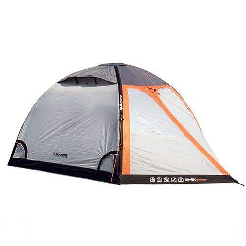 Палатка с надувным каркасом MOOSE 3-х местная арт 2031