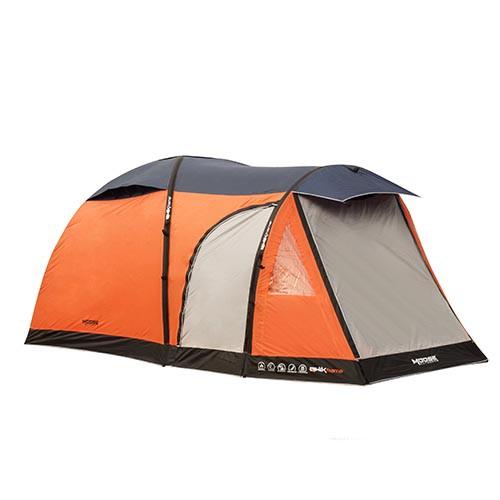 Палатка с надувным каркасом MOOSE 4-х местная арт 2040