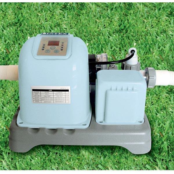 Хлорогенератор для бассейна арт 28664