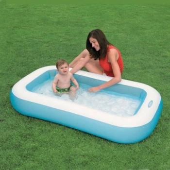 Бассейн ванна с надув.пол. Арт. 57403