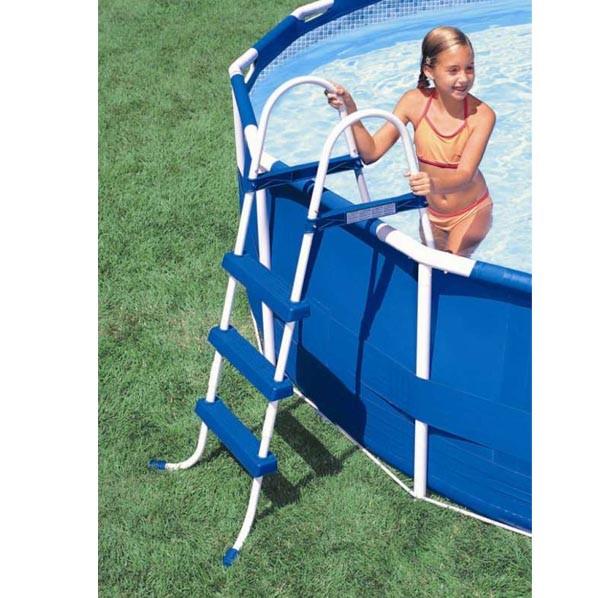 Лестница для бассейна 91см