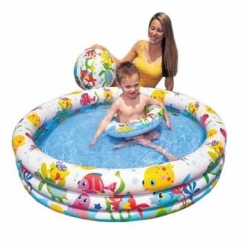 Бассейн с мячом и кругом арт. 59469