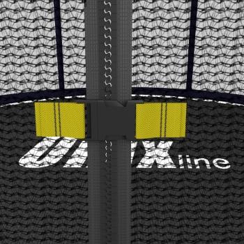Батут UNIX line 14 ft SUPREME blue