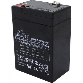 Аккумулятор для детских электромобилей 6v6ah Leoch