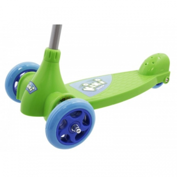 Самокат для детей с мелками Razor Kixi Scribble Зелёный