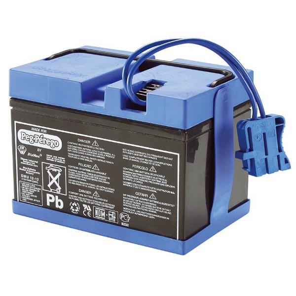 Аккумулятор для детских электромобилей 12В 12 А-ч Peg Perego