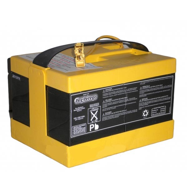 Аккумулятор для детских электромобилей 24В 12А-ч Peg Perego