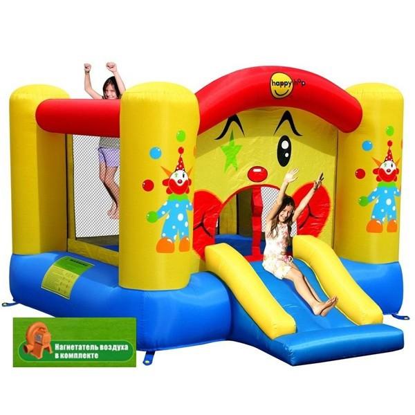 Детский надувной батут Веселый Клоун 9201
