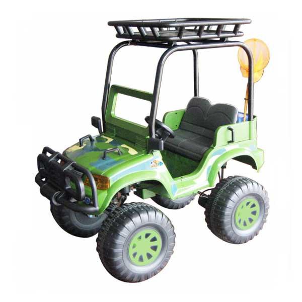 Детский электромобиль CT-888 Off-Roader 4X4 Полноприводный