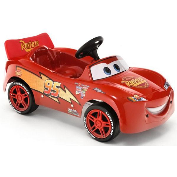 Детская педальная машина Toys Toys Saetta McQueen