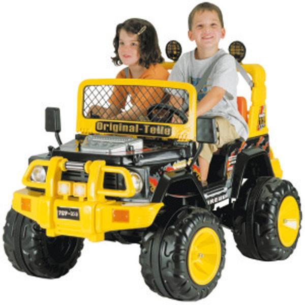 Детский электромобиль TCV-353 Panther II