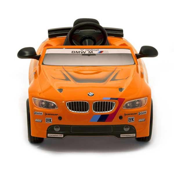 Детский электромобиль Toys Toys BMW M3 GT Orange