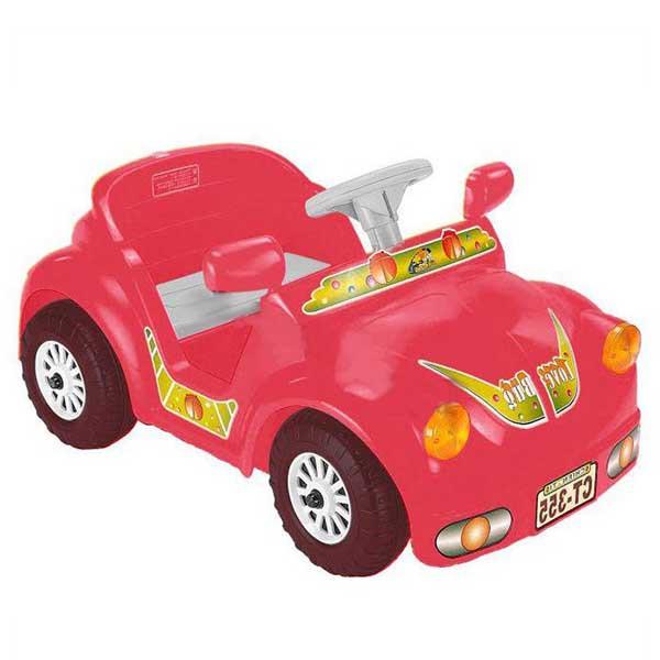 Детский электромобиль на радиоуправлении CT-355R Love Bug