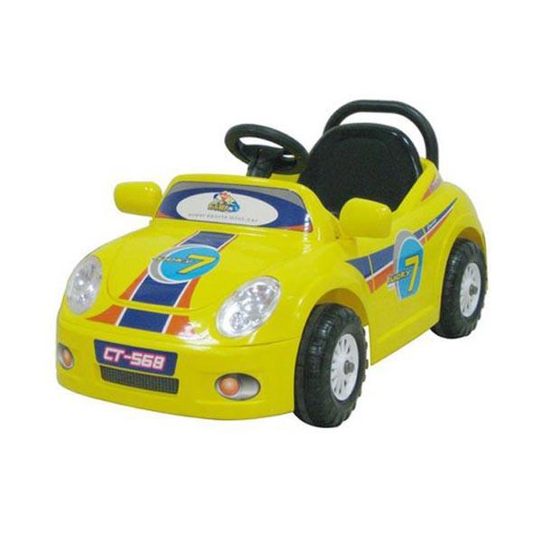 Детский электромобиль на радиоуправлении CT-568R Luxurious Roadster
