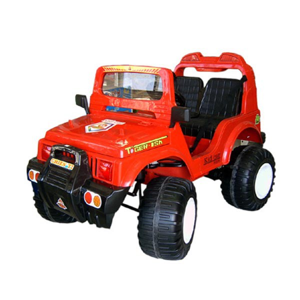Детский электромобиль CT-831R на радиоуправление Big Chipper