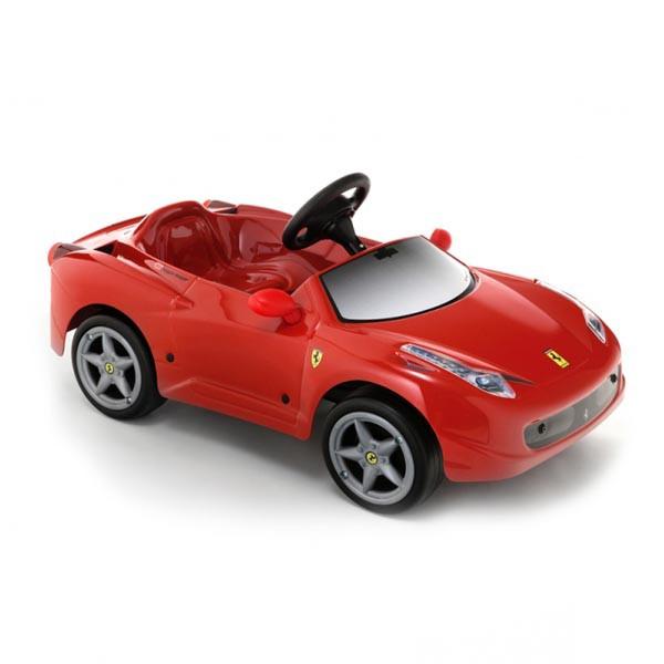Детский электромобиль Toys Toys Ferrari 458 Challenge