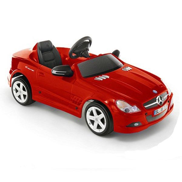 Детский электромобиль Toys Toys Mercedes SL500