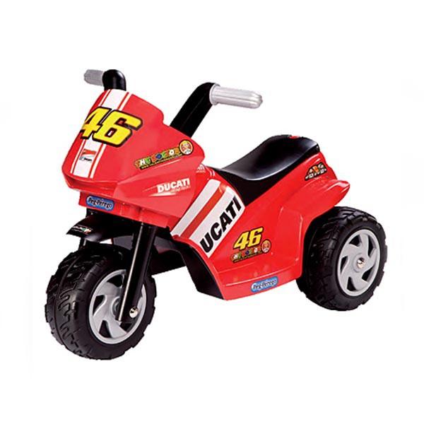 Детский электромобиль Mini Ducati IGMD0004