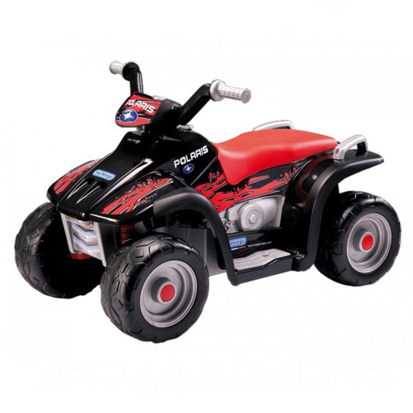 Детский электромобиль Polaris Sportsman 400 Nero