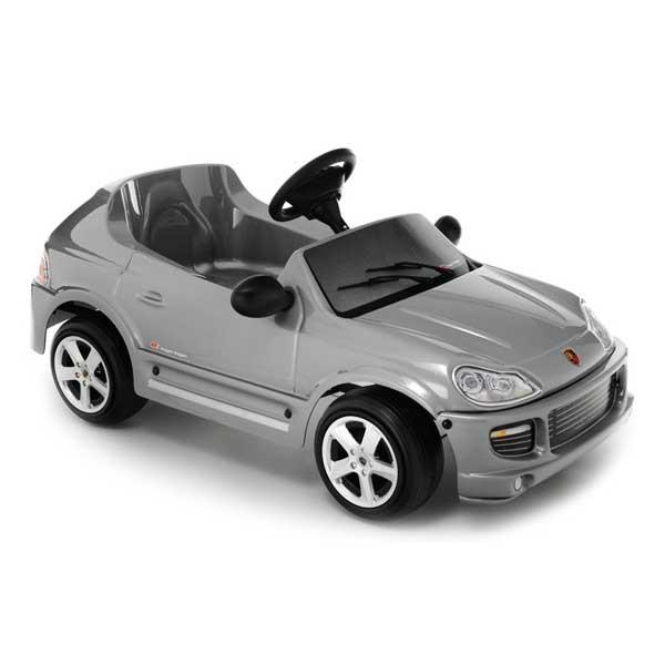 Детская педальная машина Toys Toys Porsche Cayenne