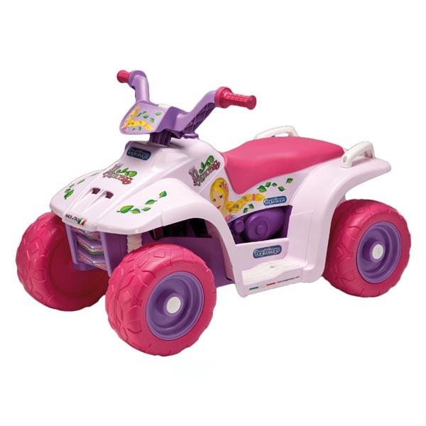 Детский электромобиль Quad Princess