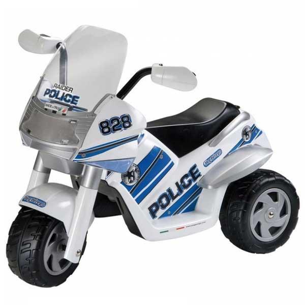 Детский электромобиль Raider Police