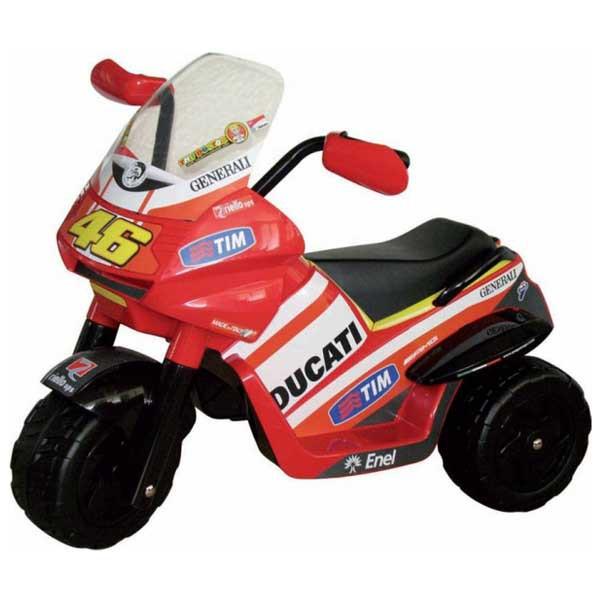 Детский электромобиль Raider Desmosedici Valentino Rossi