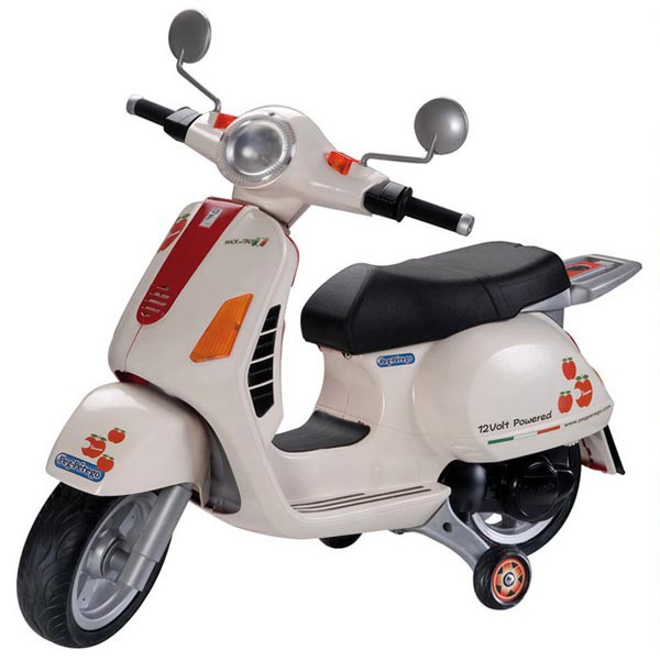 Детский электромобиль Vespa