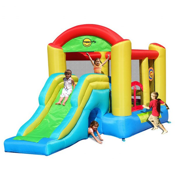 Детский надувной Батут HAPPY HOP Игровая Зона 9506N